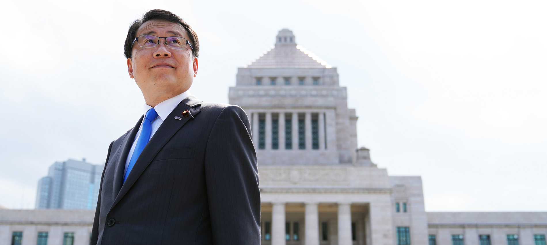 衆議院議員 山花郁夫
